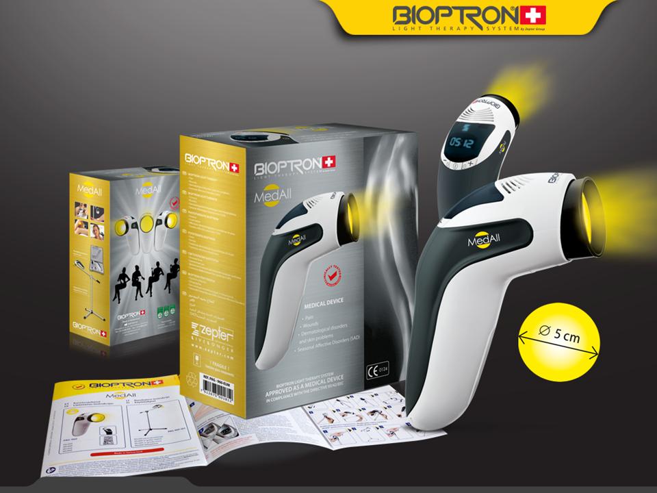 Bioptron Light Therapy